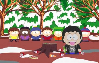 South Park Aparate