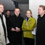 Þröstur Helgason, Þóroddur Bjarnason, Sigrún Björnsdóttir og Gunnar Hersveinn Sigursteinsson.