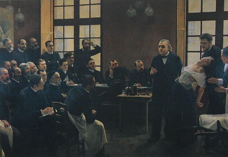 Fyrirlestur Charcot