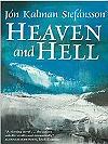 Heaven and hell eftir Jón Kalman Stefánsson