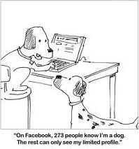 Hundur á FB