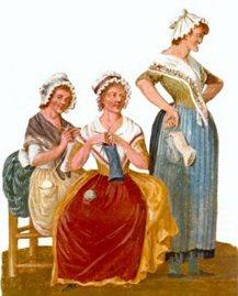 Les tricotueses