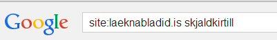 Google Læknablaðið