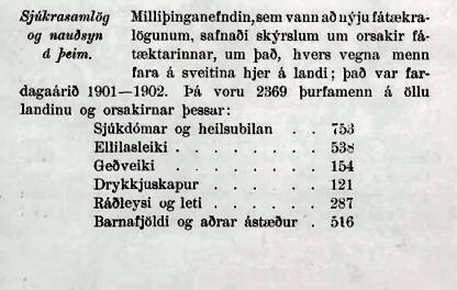 Úrklippa úr Sk�rni 1909