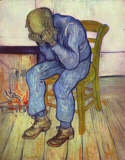 Þunglyndi eftir Van Gogh