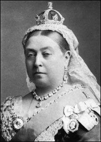 Viktoria Englandsdrottning