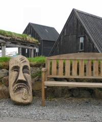 Munir við Byggðasafnið
