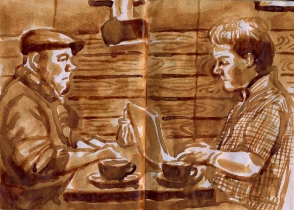 Doddi og Ásgeir